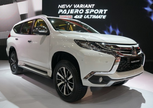 All New Pajero Ultimate